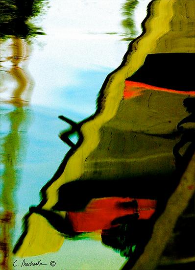 Reflected Mystery Shape CA00149