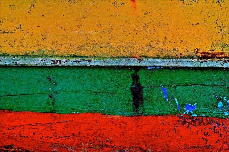 Lithuanian Flag Colors CA00015