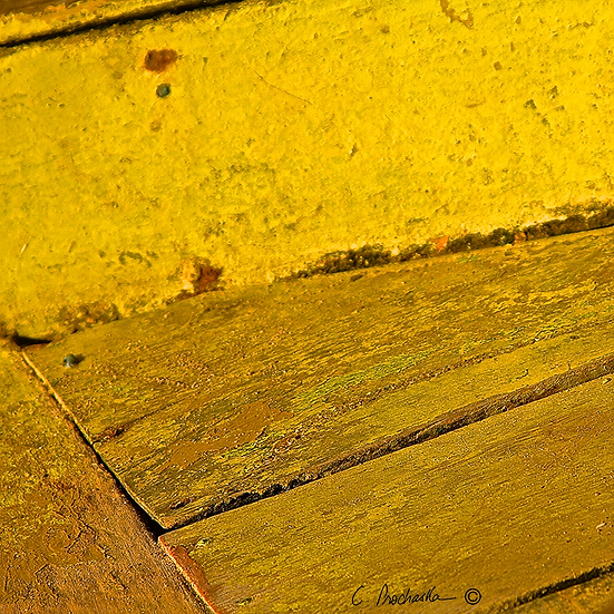 Mostly Yellow Boards  CA00109