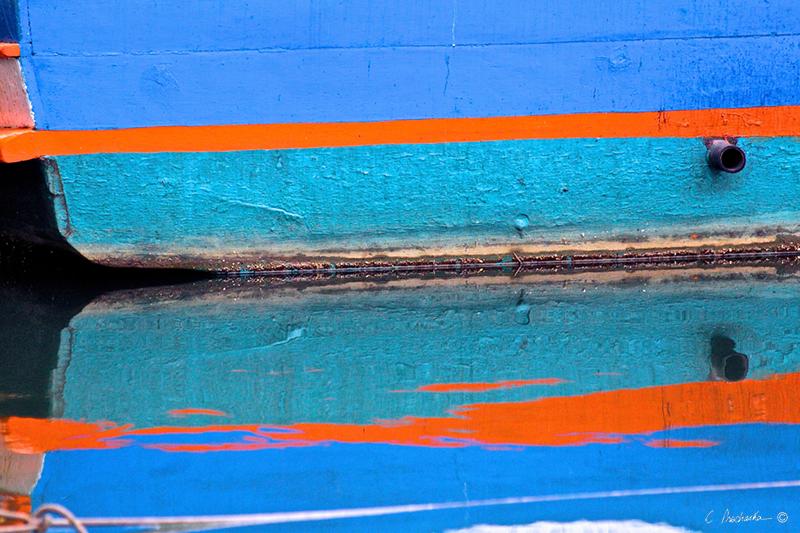 Clean Orange Reflection CA00062