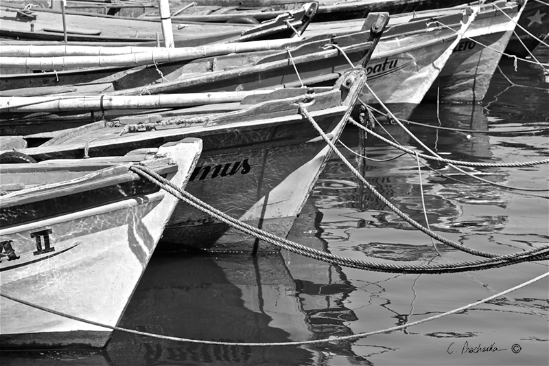 Different Similar Lines BW00084