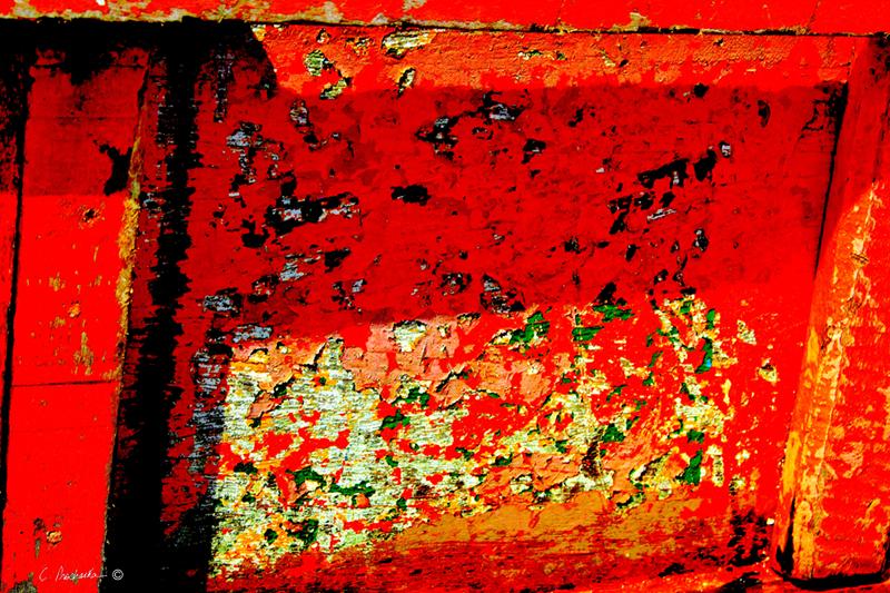 Raw, Harsh Orange  CA00074