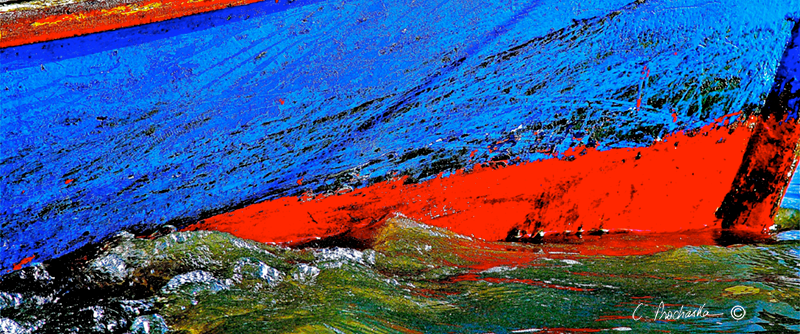 Twin Red Water Line  CA00007