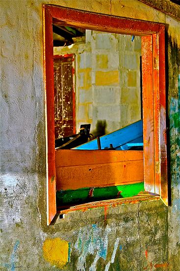 Boat House Junk  CA00051