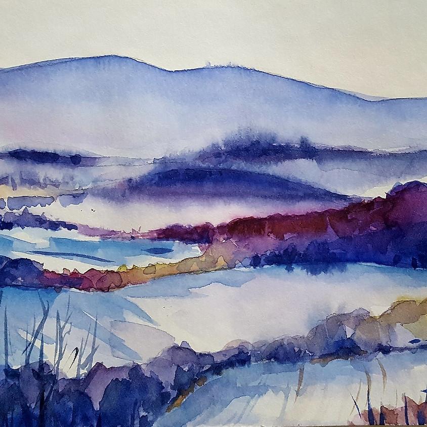 Workshop: Winter Watercolors (Ages 15+)