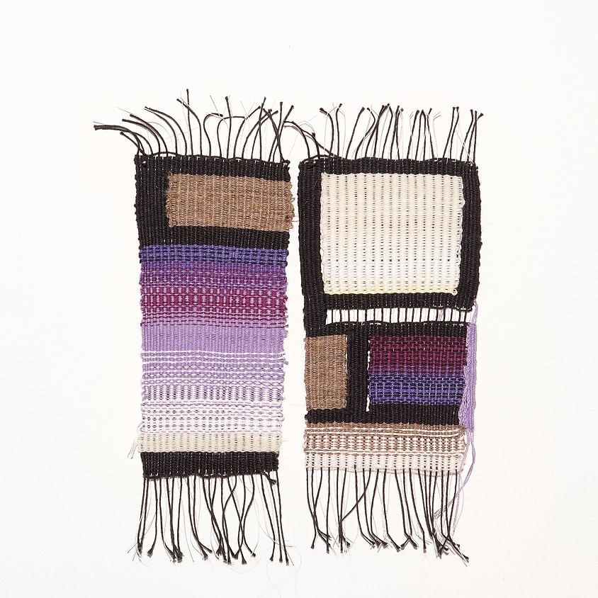 Frame Loom Weaving with Allyce Wood