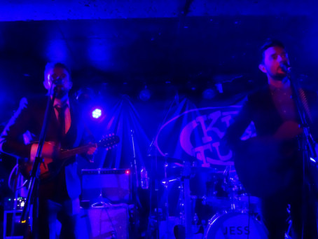 Jess and The Bandits (Glasgow) 17th Feb