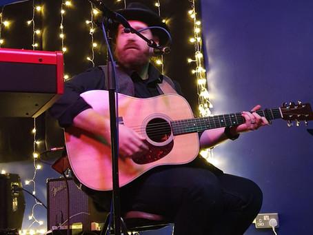 Elaine Lennon Album Launch Glasgow