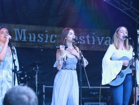 The 25th Millport Country Music Festival