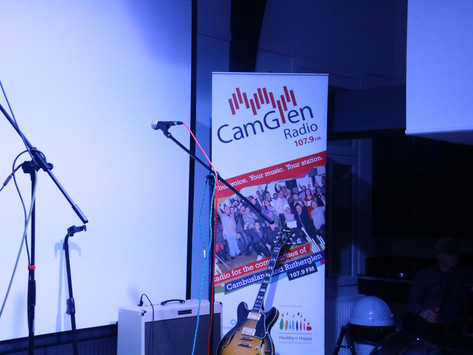 Camglen Presents Robyn, Katee Kross and Raintown 01/03/19