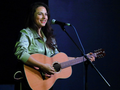 A Gig Review Submitted By David Brown. Danni Nicholls In Glasgow