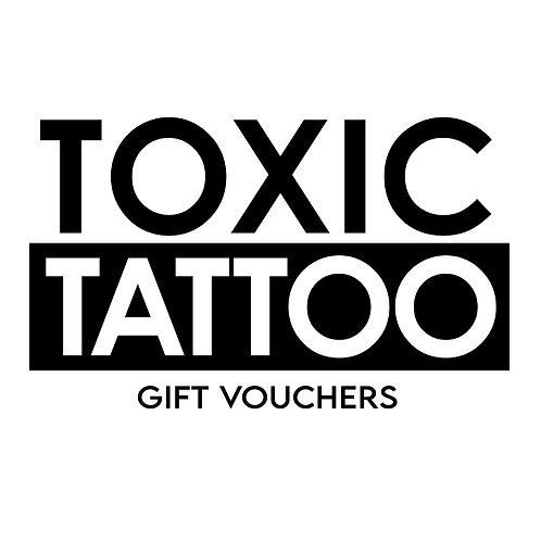 Toxic Tattoo Gift Voucher