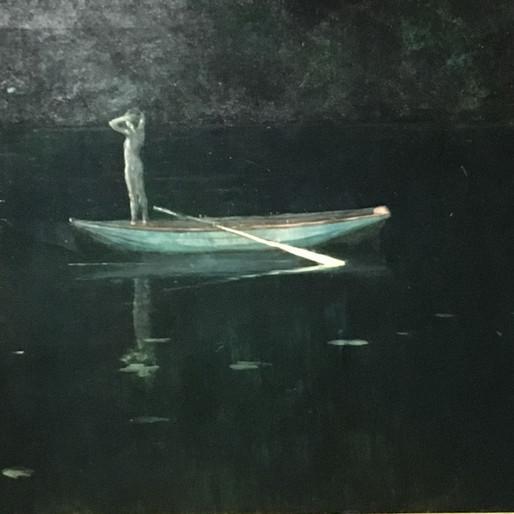 Le calme au cœur d'Orsay : La solitude de Thomas Alexander Harrison