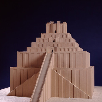 La Tour de Babel : architectures