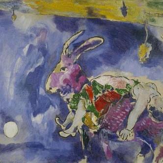 Le rêve, Marc Chagall