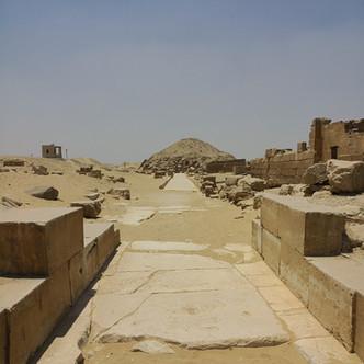 La pyramide d'Ounas