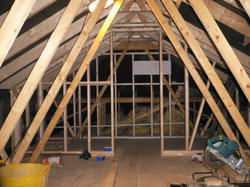 Loft Conversion: Work in progress