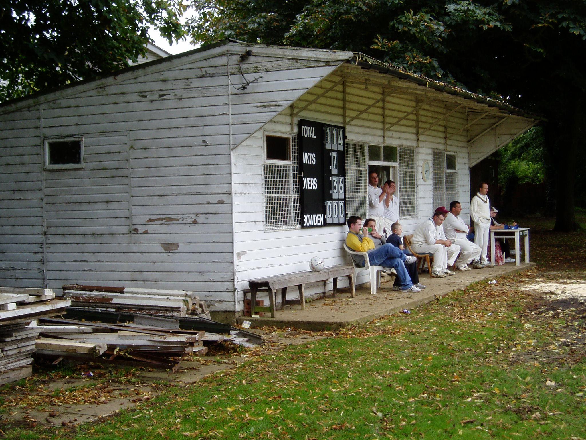 GBCC - Old Pavillion 2004