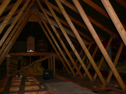 Loft Conversion: Work in progress