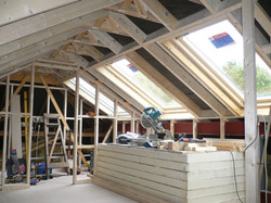Trussed Loft Conversion