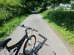 heerlijk fietsen