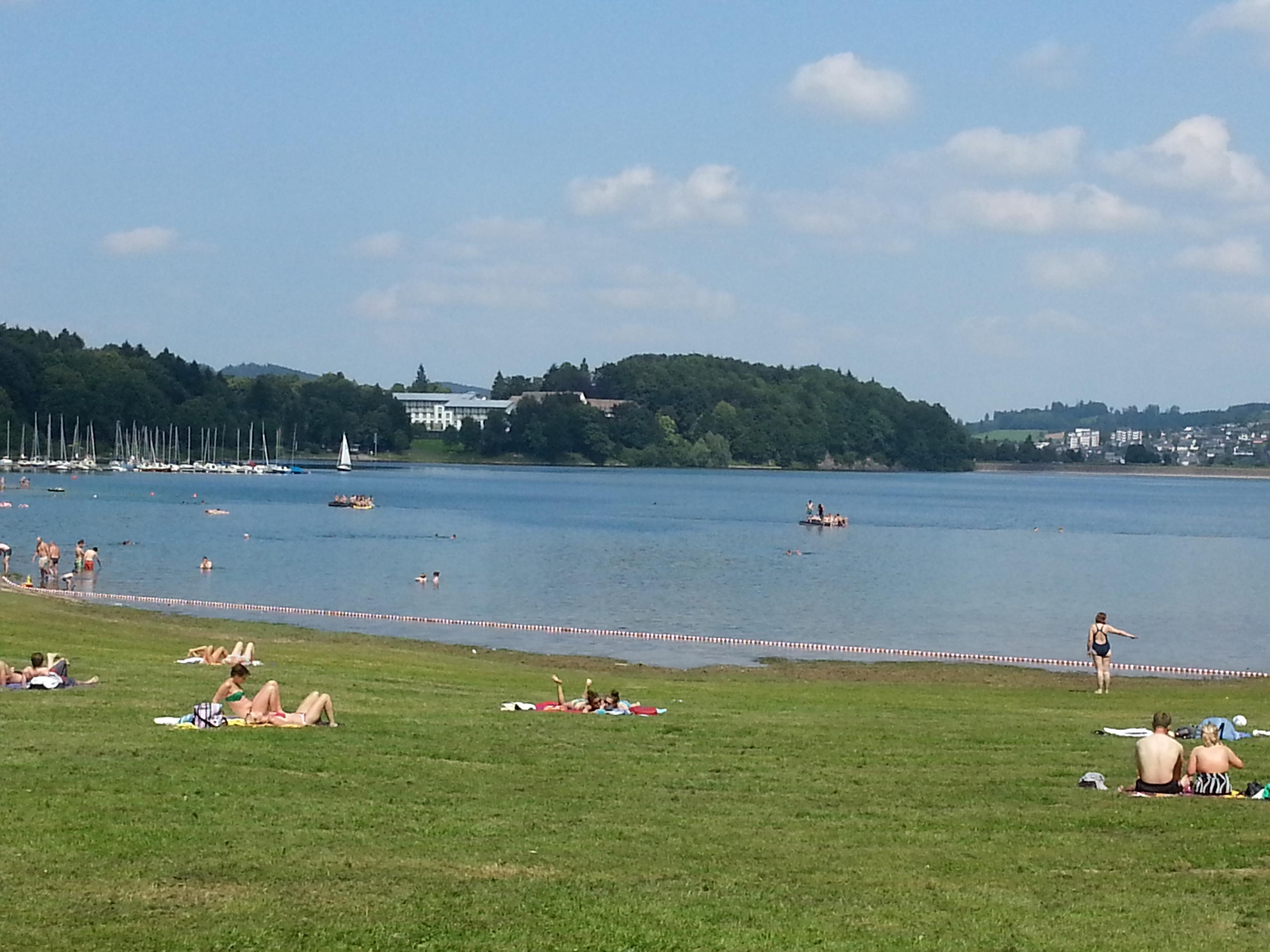 zomer in Sauerland