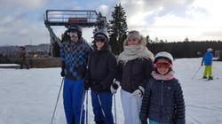 skigebied voor elke leeftijd