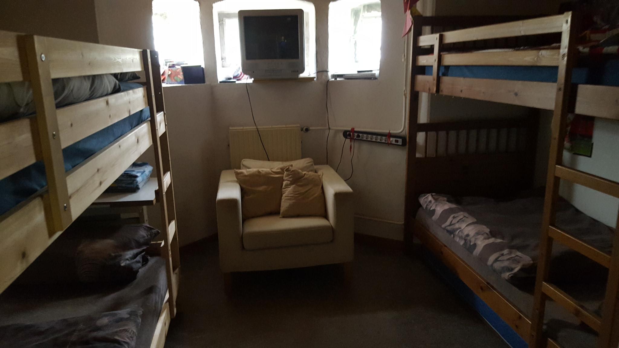kinderslaapkamer 4 slaapplaatsen