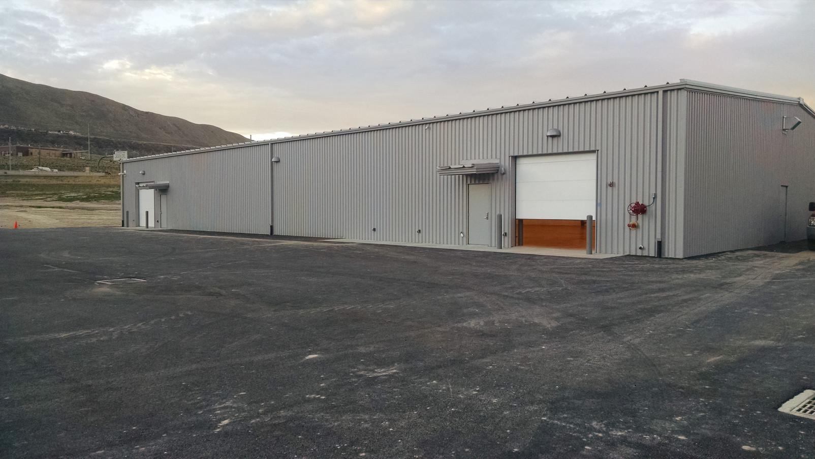 Northern Utah Interagency Fire Cache Building