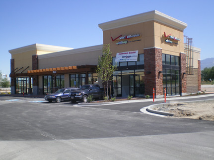Bangerter Crossing Tenant Improvements
