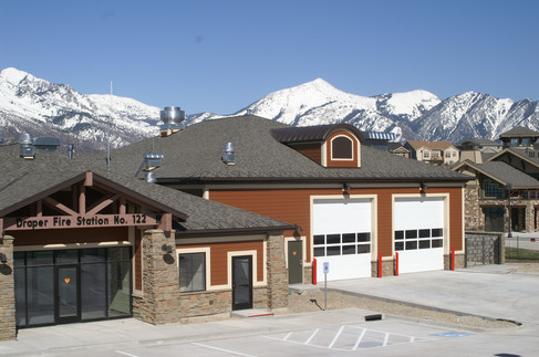 Draper Fire Station