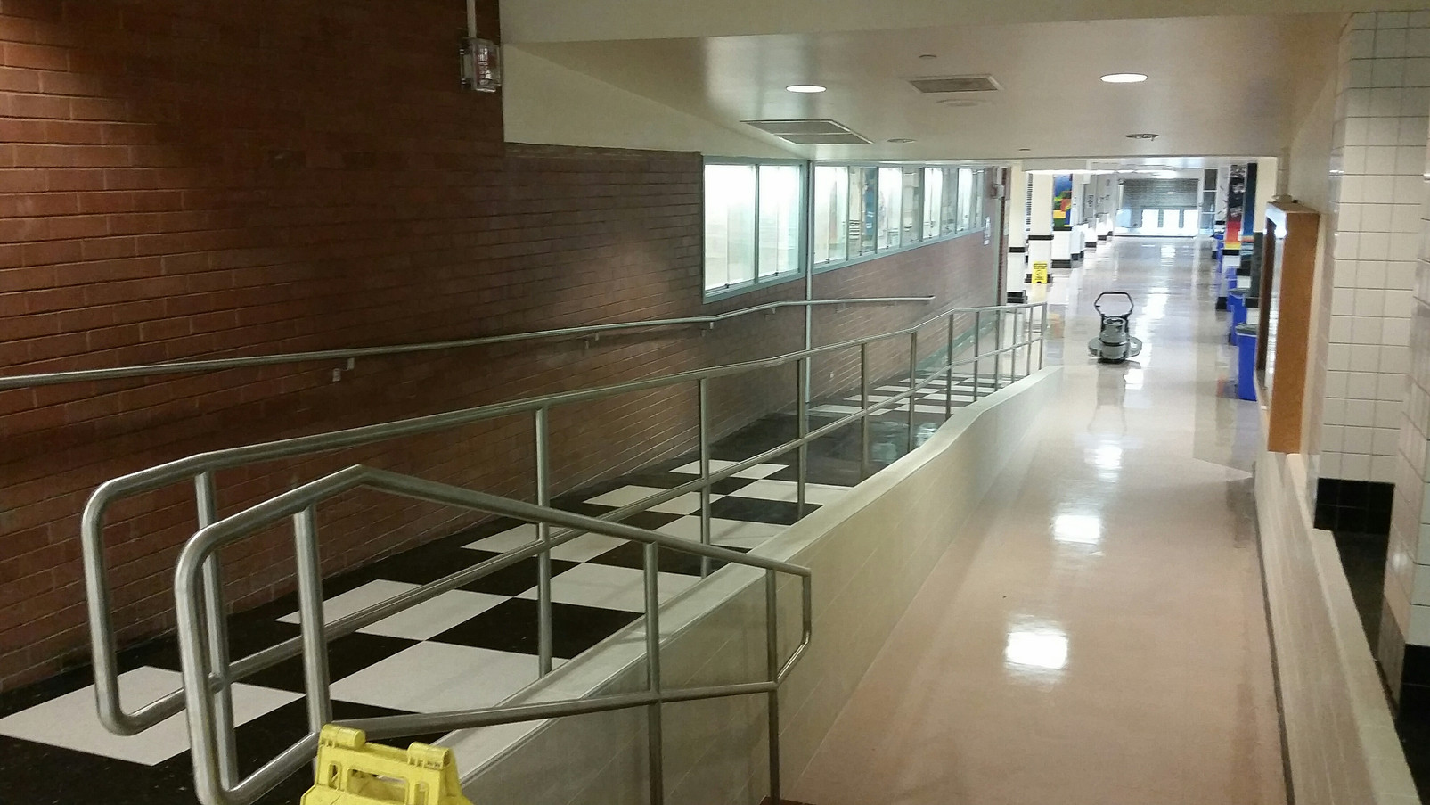 Highland High School ADA improvements