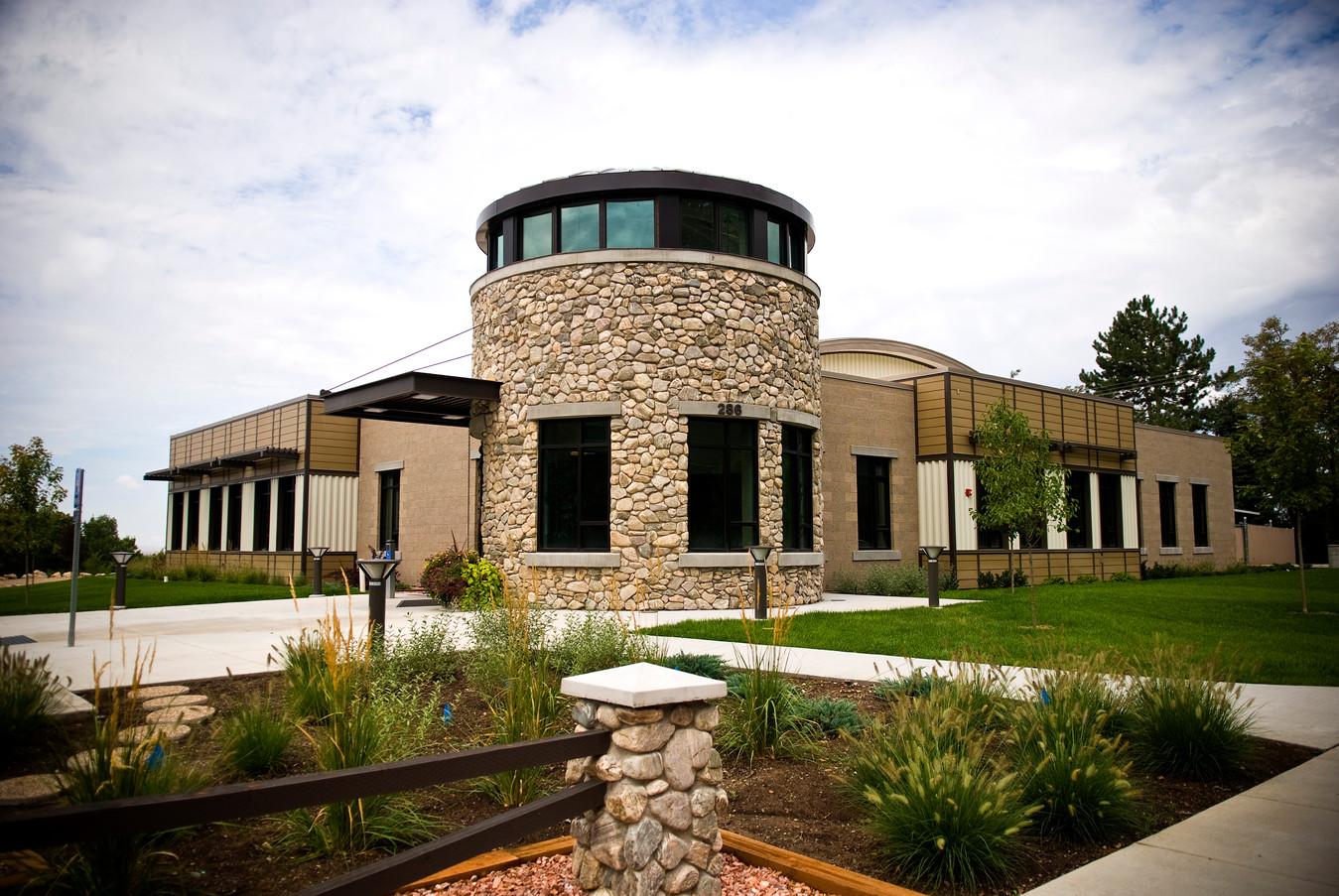 Farmington Police Station