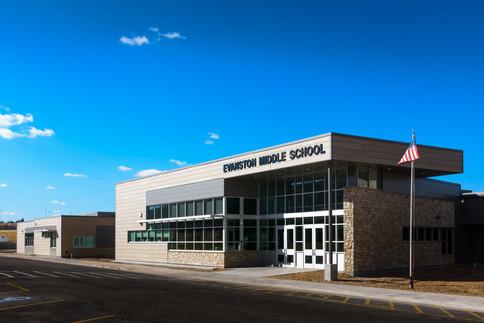 Evanston Middle School Remodel