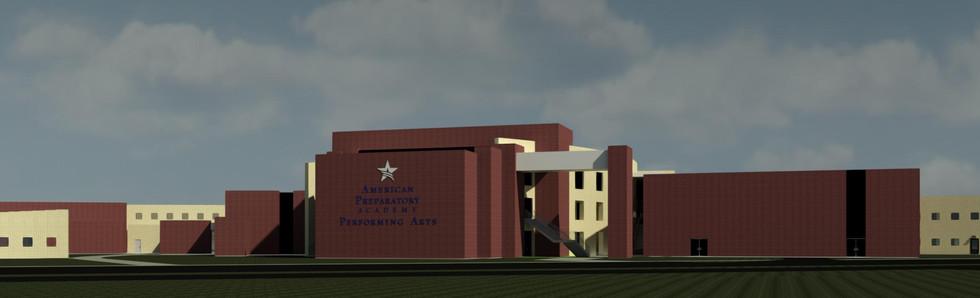 American Prep Academy Classroom addition