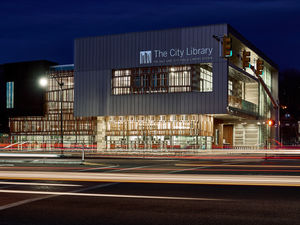 Ascent Construction is listed as one of the best library