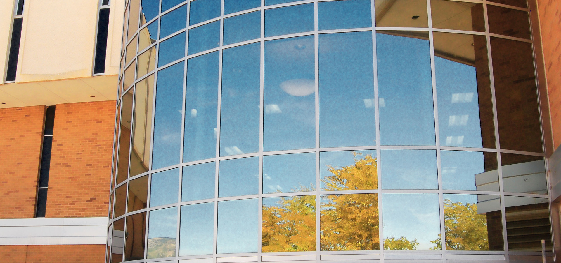 WSU Stewart Library Window Replacement