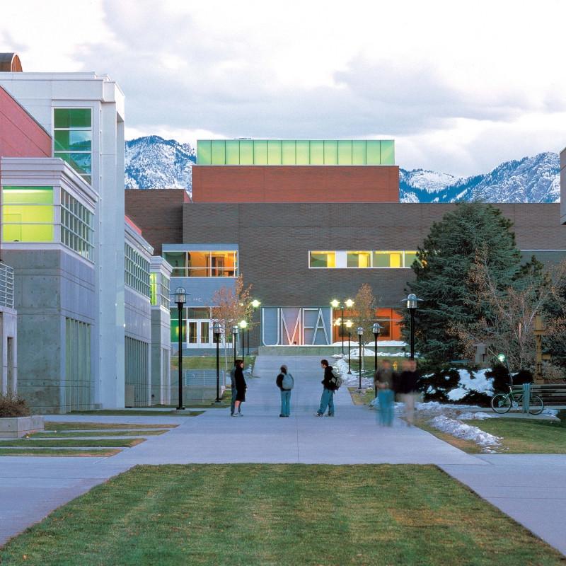 University of Utah Fine Arts Museum Humidity Remediation
