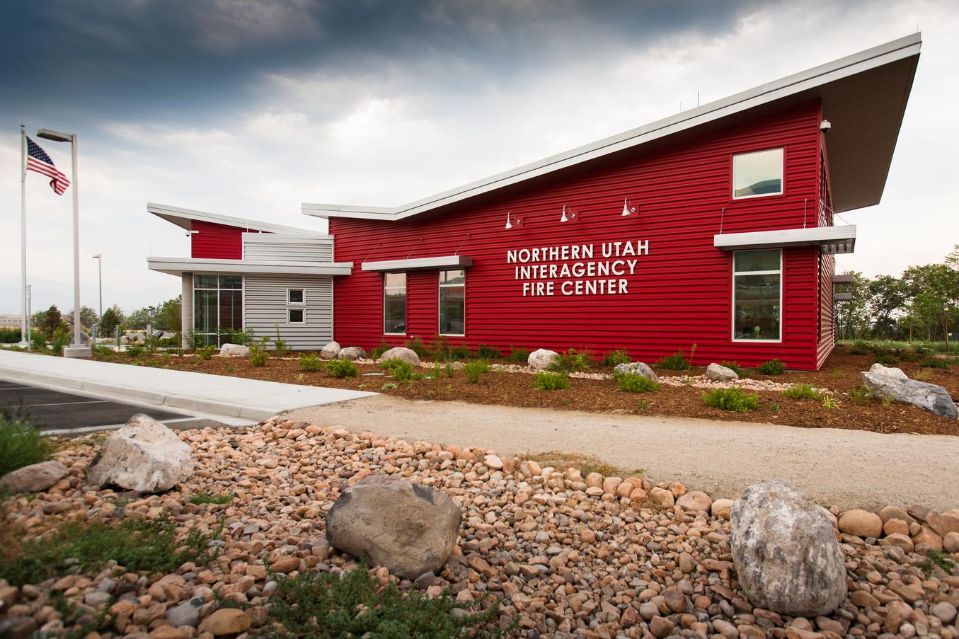 Northern Utah Interagency Fire Center