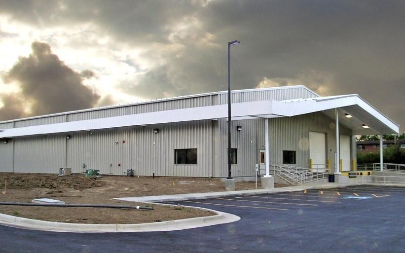Utah State Hospital Warehouse