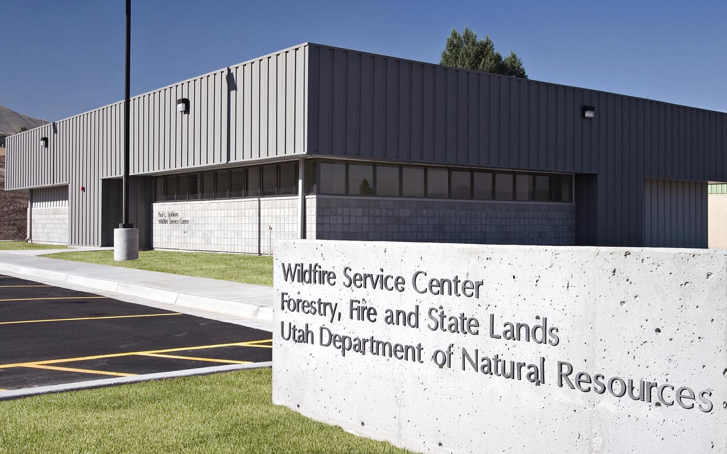 DNR Fire Management Facility