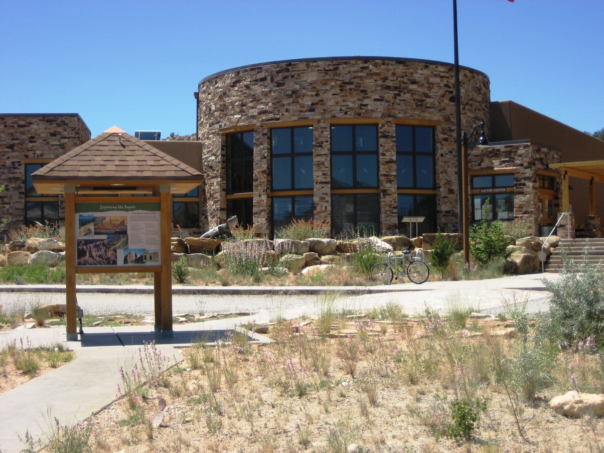 BLM-Escalante Science & Visitors Center