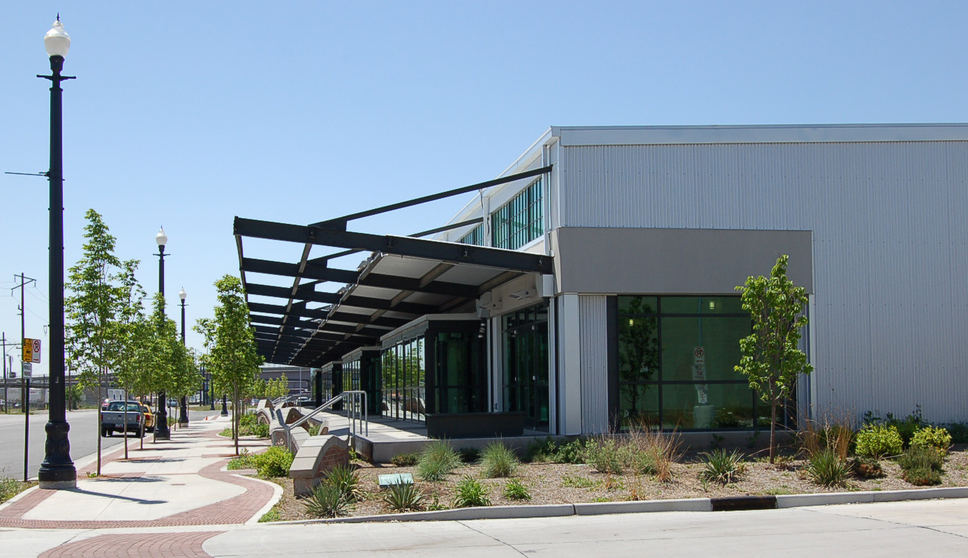 Salt Lake Intermodal Hub