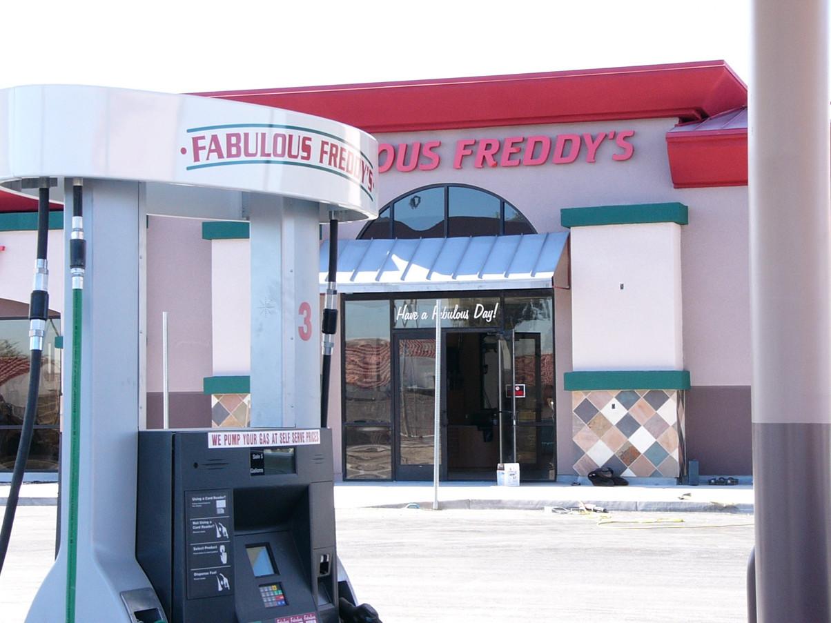 Fabulous Freddy's Craig & Valley