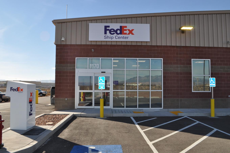 FedEx-St. George