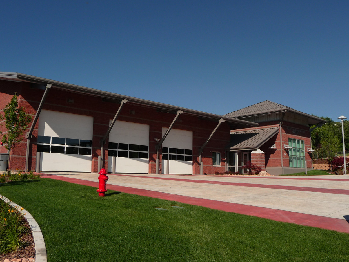 Eaglewood Fire Station