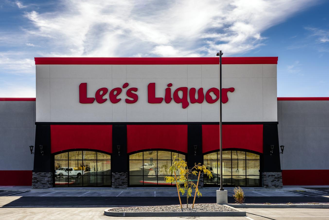 Lee's Liquor Wendover
