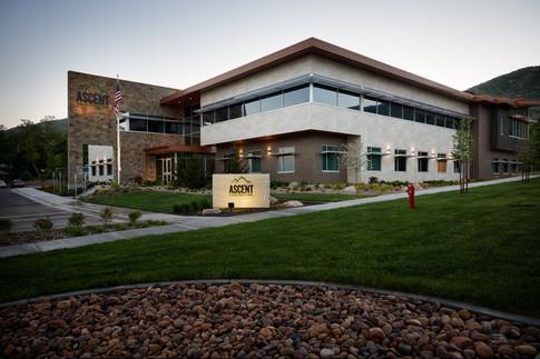 Ascent Construction Farmington Office
