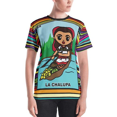 La Chalupa Print Women's T-shirt