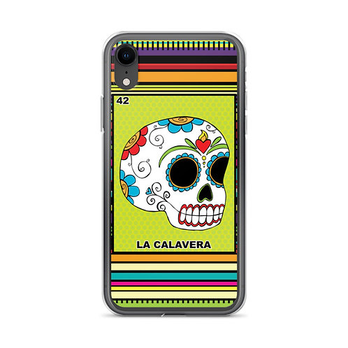 La Calavera iPhone Case